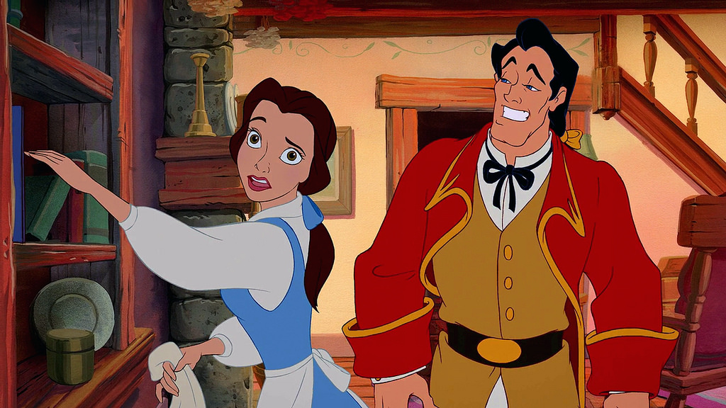 beauty and the beast 1991 disney movie download